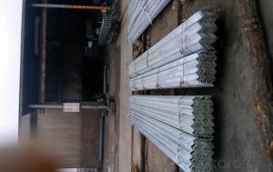 HR Equal Angle Steel Bars for Warehouses