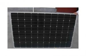 Solar Modules Mono-crystalline 245W 125*125 Module
