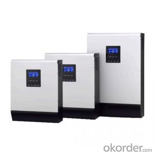 1440W Solar Hybrid Inverter Excellent Quality 2000VA with Competitive Price