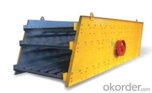 Widely Used Simple Structure Rounding Vibrating Screen