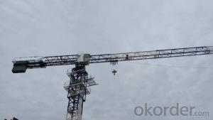 Tower Crane Split in row of weight QTZ100(6013)