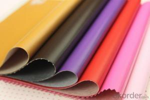 PVC Leather for Sofa, Furniture Soft Adornment