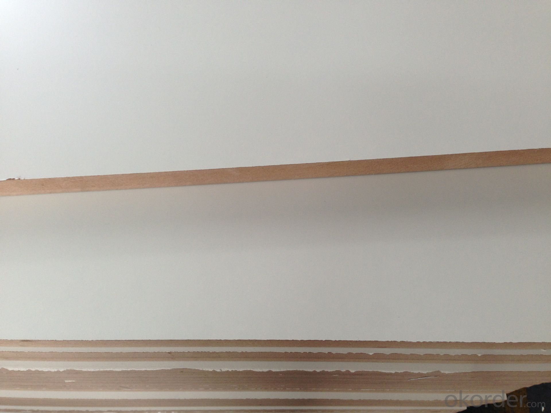 Buy Furniture Plain MDF board Raw MDF Sheet Melamine MDF Price,Size