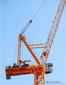Tower Crane Split in row of weight 6T QTZ100(5516)