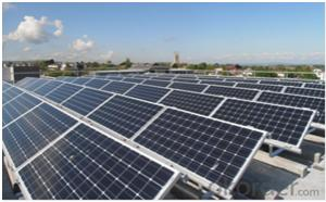 260w Poly Solar PV Panels With TUV Certification