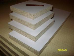 Melamine Faced Chipboard for Furniture High Quality