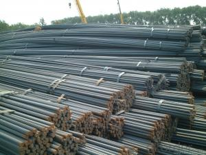 Concrete Reinforcing Steel Bar from 8mm to 40mm