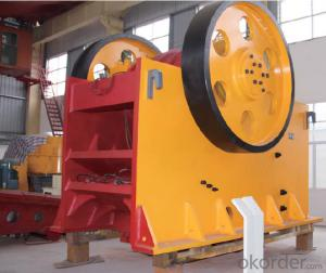 New Design 200tph Rock Jaw Crusher For Sale