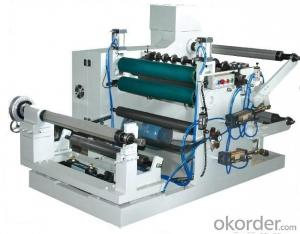 Adhesive Tape Log Roll Big Rewinding Machine