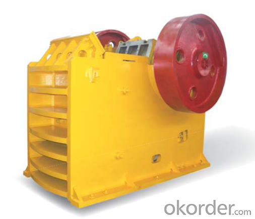 New Stone Jaw Crusher PE Series for Sales