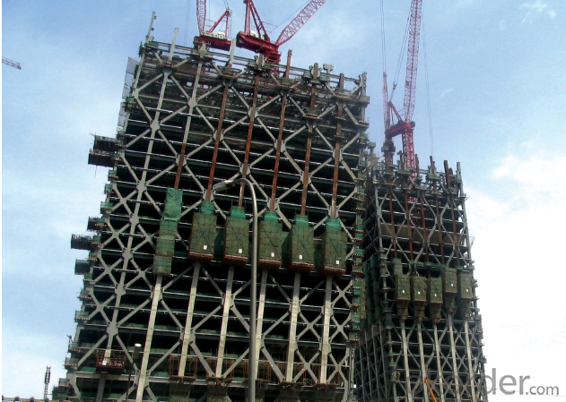 Timber Beam Formwork of Easy Transportation and Storage in China Markets