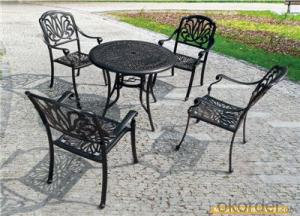 CMAX-CS0025CQT New Design Fashion Outdoor Casting Sets
