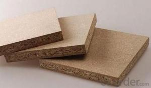 Plain Particle Board in Big Size  with Thickness from 33mm to 60mm