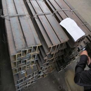 H-Beam Hot Rolled Structure Steel Made In China JIS Standard GB Standard