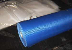 145 GR/M2 Fiberglass Mesh Cloth, Blue Colour, Korea Market