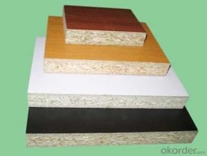 Melamine Faced Chipboard Particle Board 1220x2440x16mm
