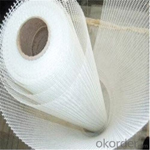Alkali Resistant Coated Fiberglass Mesh Cloth 140g/m2 5*5MM High Strength Hot Selling