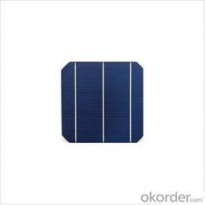 Monocrystalline Solar Cell High Quality 18.6