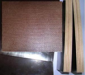 Wiremesh Design Anti-Slippery Film Faced Plywood