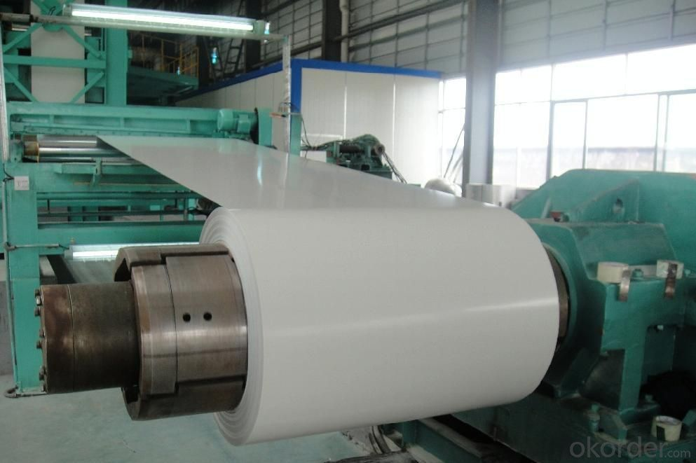 Color Coated PPGI Steel Coil or Steel Sheet  in High Quality