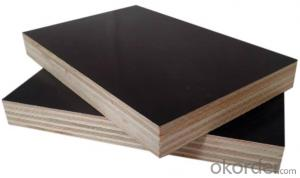 Film faced plywood 18mm thickness for  construction application