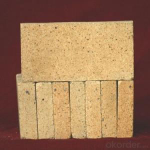 High Aluminium Brick with Excellent Acid and Base Slagging Resistance