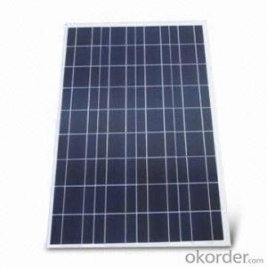 Polycrystalline Silicon Solar Panel(250W)