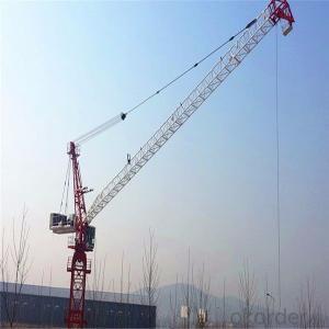 Tower Cranes self climbing grove QTD4015
