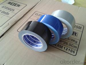 Synthetic Rubber Adhesive Cloth/Duct Tape