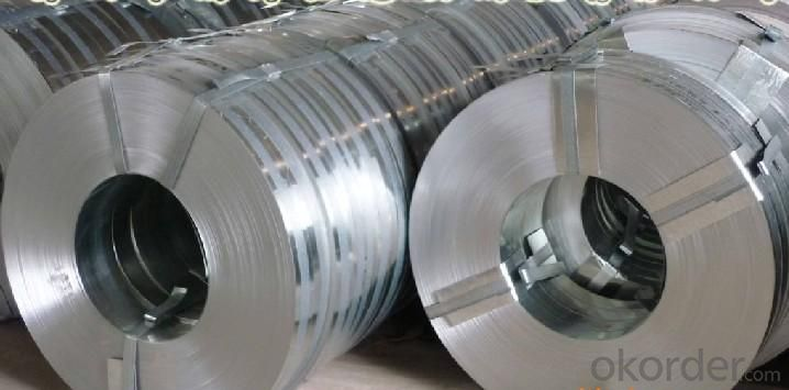 Steel Strips Based On The Galvanized Steels