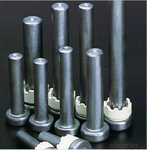 Nelson Welding Shear Stud Connectors for Steel Construction