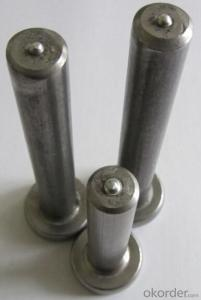 Weld Stud/Shear Connectors with Ceramic Ferrules