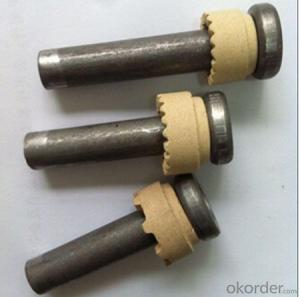 Shear Connectors,Nelson Studs,Shear Stud for Steel Constructions