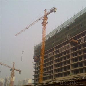 Tower Cranes New Design Electric QTZ80(PT5610)