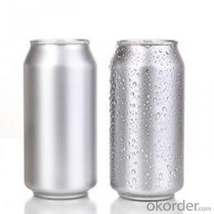 Aluminum Ccan Stock and Aluminum Can Body