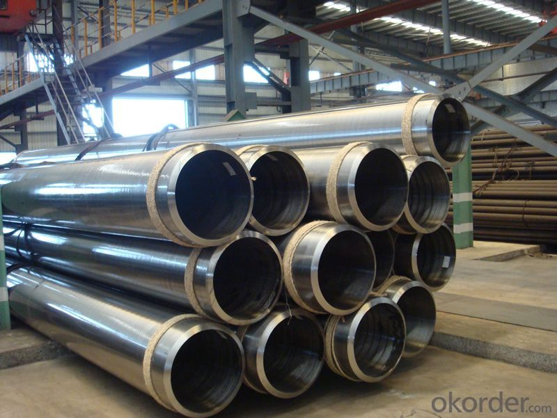 Stainless Steel Welded Pipe ASTM A358 and A312