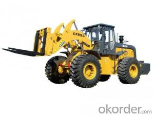18 Forklift oader with 20Tons