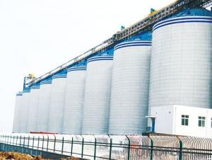 Transportable Silo for Poultry Feed Bins Small Silo