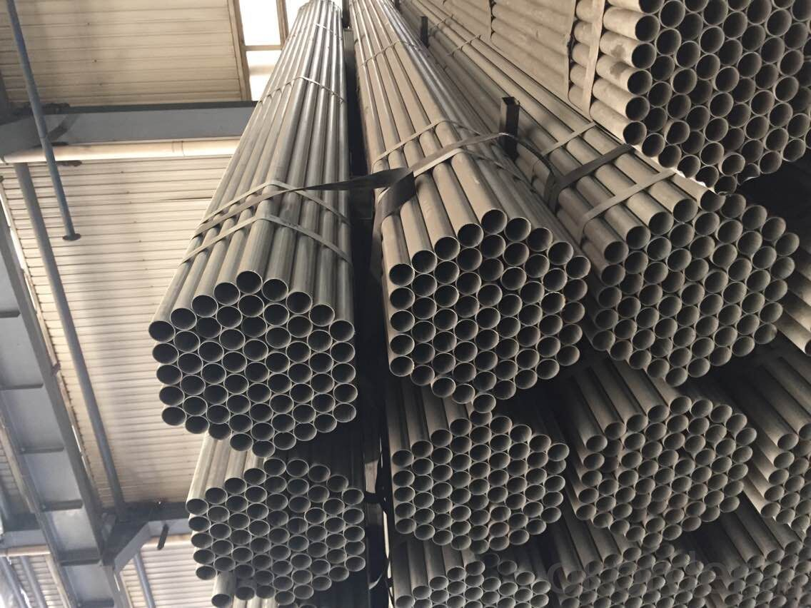 Stainless Steel Welded Pipe ASTM A358/A312/A316