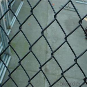 Chain Link Wire Mesh Fence PVC Fence High Quality Manufacturer Price