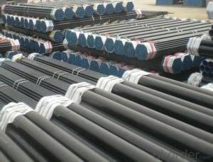 Seamless  steel pipe  of   various  materials