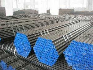 Carbon Seamless Steel Pipe API 5L, ASTM A53, Various Size