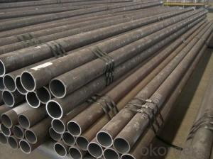 Carbon Seamless Steel Pipe For Structure Steel Usage Hot Sale