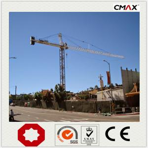 Tower Crane TC6024 Max. lifting weight 10 T