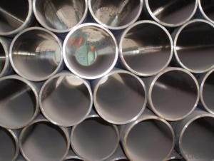 Steel Pipe -- Welding Steel Tube Factory