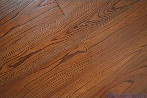 Diamond Teak Antique Relief A Grade Pure Antique Solid Wood Floor