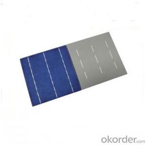 Polycrystalline  Solar Cells Series- 18.2%