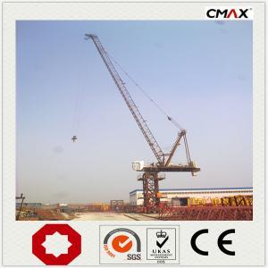 Luffing Tower Crane TCD6029 16T manufacturer