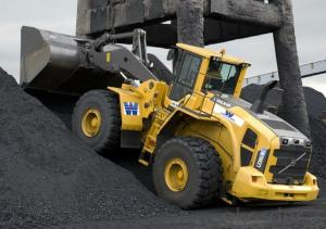 Wheel Loader Volvo Used  (L120) with CE