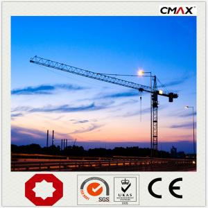 Tower Crane TC6014 60M Max Working Range